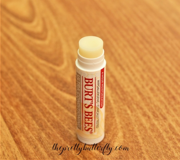 Burt_s Bees Ultra Conditioning Lip Balm with Kokum Butter - 1