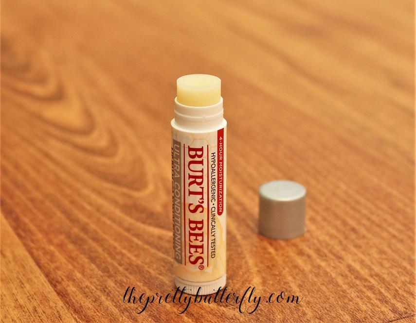 Burt_s Bees Ultra Conditioning Lip Balm with Kokum Butter - 3