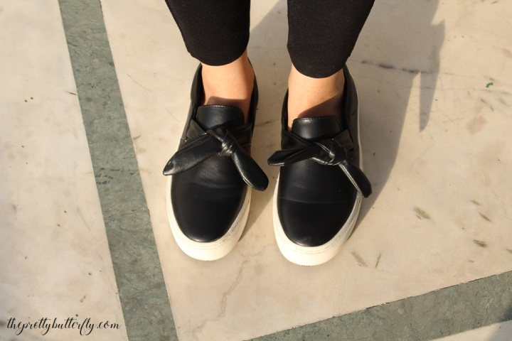 sneakers with bow 3