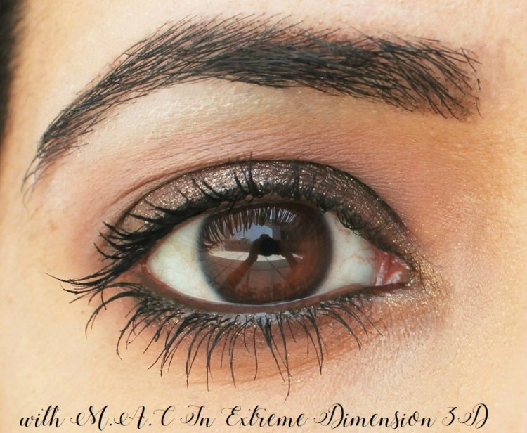 Mac In Extreme Dimension 3d Black Lash The Pretty Butterfly