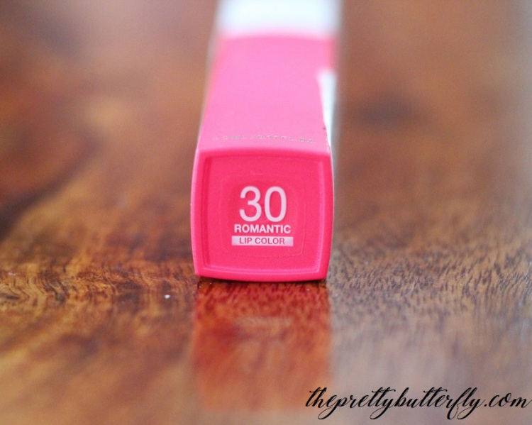 maybelline super stay matte ink 2